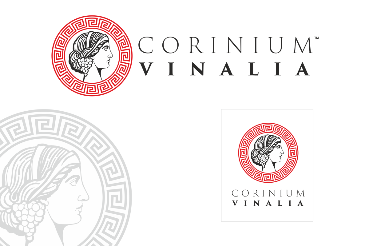 Corinium Vinalia Logos - Hup Agency