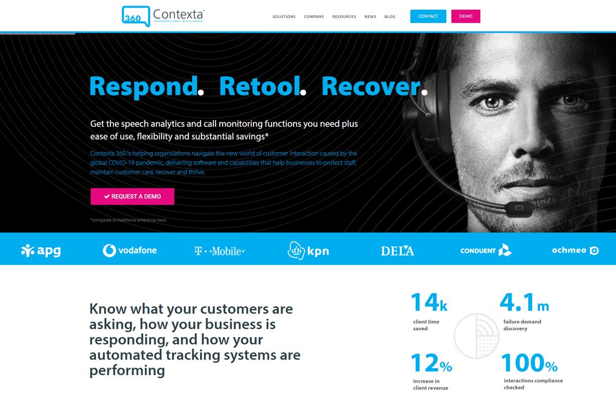 Contexta360 - Website